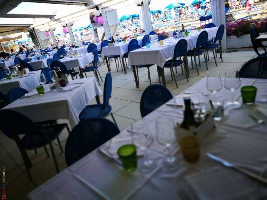 Il paradiso beach restaurant a lido di savio onewebstudio - Bagno cavallino lido di savio ...