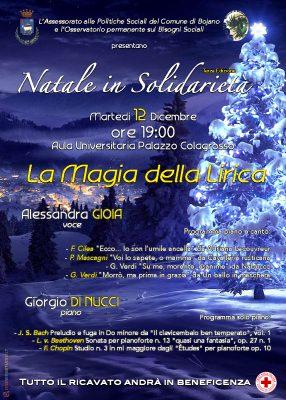 Alessandra Gioia e Giorgio Di Nucci in concerto