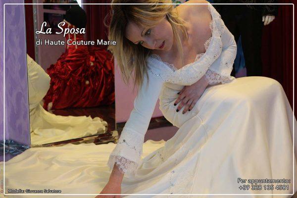 Haute Couture Marie, la stilista delle Spose!