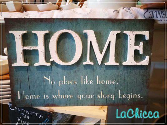 La Chicca, un nuovo modo di vedere la casa e non solo!