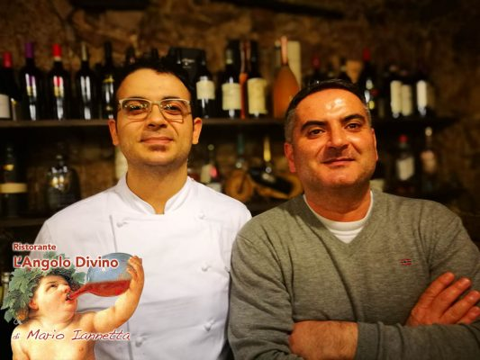 Nicola Montagano premiata la sua idea al settimo Concorso Gastronomico Regionale Mari e Monti