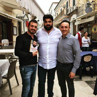 Lo Chef Cannavacciulo parla del nostro Molise, confronto tra chef con Domenico Ruggeri