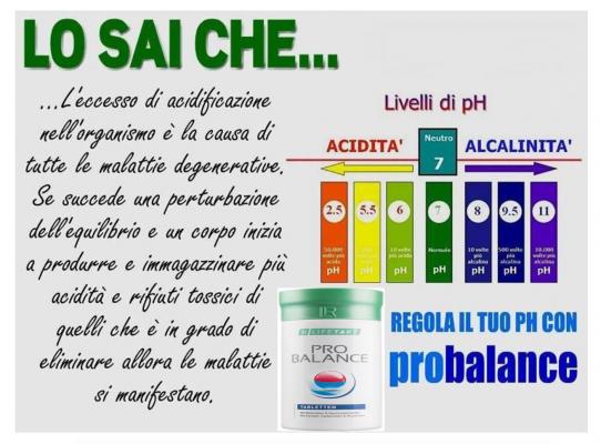 Pro Balance: Sali minerali basici per il vostro organismo